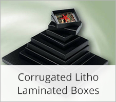 Corrugated Litho Laminated Boxes