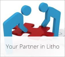 Your Partner in Litho
