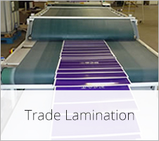 Trade Lamination